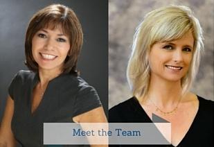 Melanie Johnson, CDFA and Christina McCranie, CDFA Austin, Texas